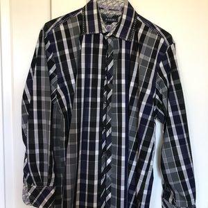 Zagiri Long-Sleeve Button-Down Shirt Nordstrom